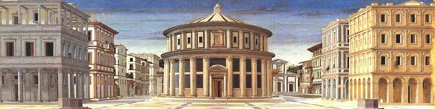 La città ideale - Urbino Galleria Nazionale delle Marche
