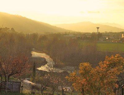 Valconca - il fiume Conca