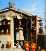 Montefiore - Ceramiche, vasellame in terracotta