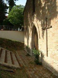 Montegridolfo - luoghi di culto