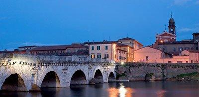 Rimini - Ponte di Tiberio