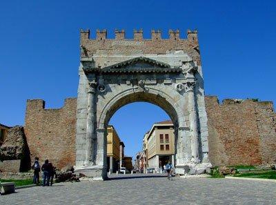 Rimini - Arco d'Augusto