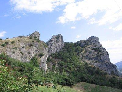 Valmarecchia - Terra della Signoria dei Malatesta e Montefeltro
