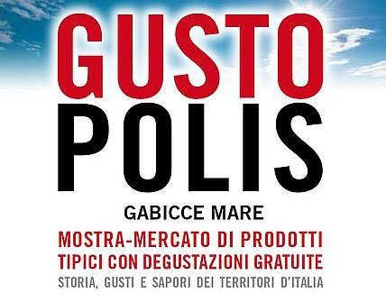 GUSTO POLIS  storia, gusti e sapori dei territori d'Italia