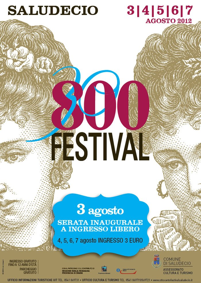 800festival 2012 - Saludecio
