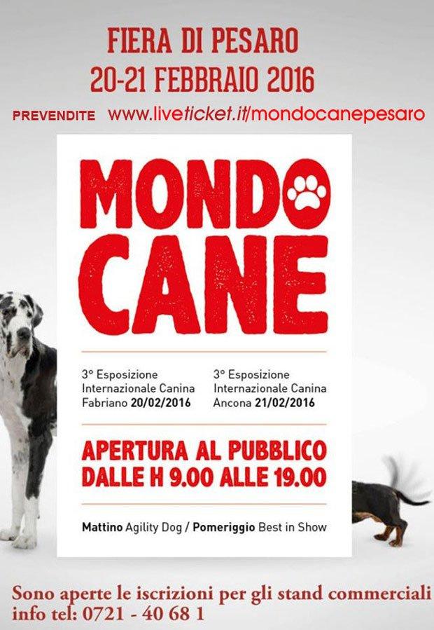Mondocane Expo 2016 a Pesaro