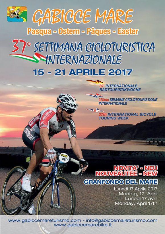 settimana cicloturistica 37esima edizione - cicloturismo gabicce