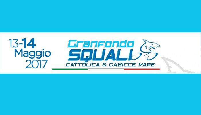 La 3° edizione del Granfondo degli Squali si terrà il 13 e 14 maggio 2107