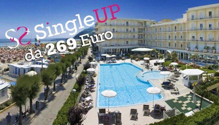 Prezzo e location dell'evento - We Single Gabicce Spa sul mare