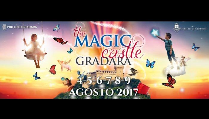 Locandina del 2017 di The Magic Castle Gradara