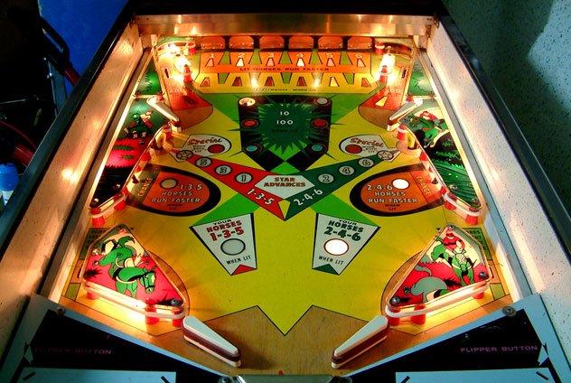 Sala giochi Gabicce